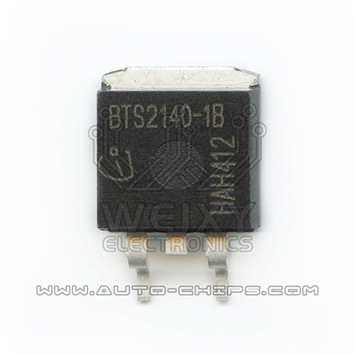 BTS2140-1B ignition driver chip use for automotives ECU