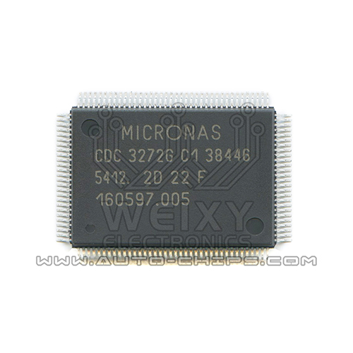MICRONAS CDC3272G MCU chip for automotive dashboard