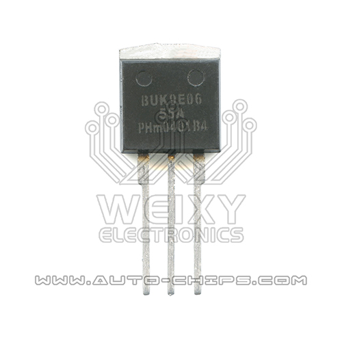 BUK9E06-55A chip use for Automotives ABS ESP