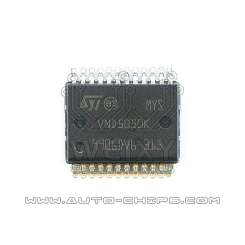 VND5050K chip use for Automotives BCM
