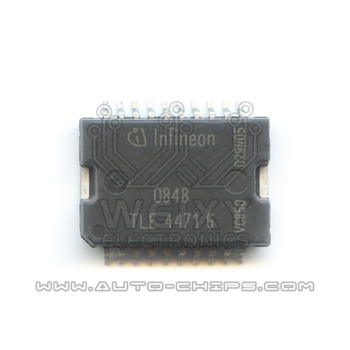 TLE4471G Power Driver Chip Use for Automotives ECU