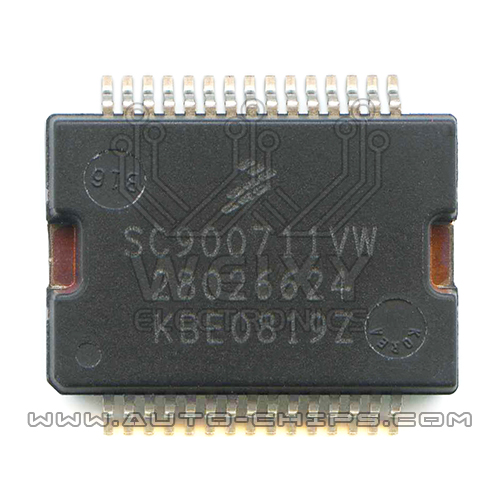 SC900711VW 28026624 idle speed driver chip use for Automotives ECU