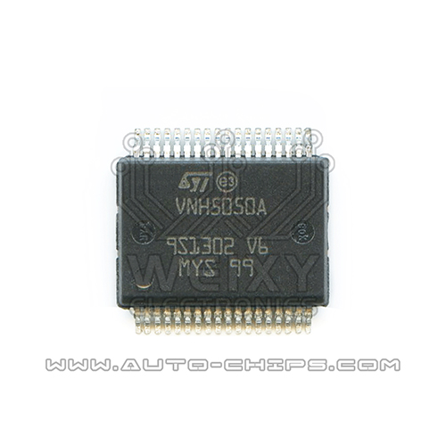 VNH5050A chip use for Automotives BCM