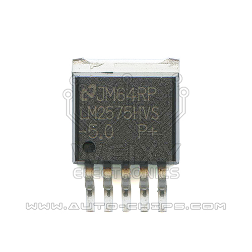 LM2575HVS-5.0 Commonly used vulnerable driver chips for excavator ECM