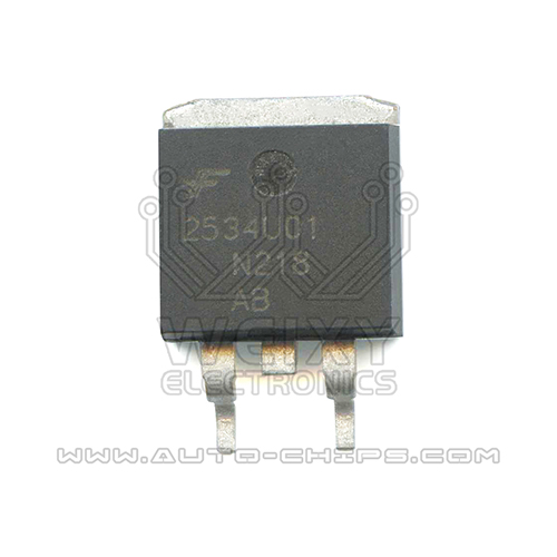 2534U01 ignition driver chip use for automotives ECU