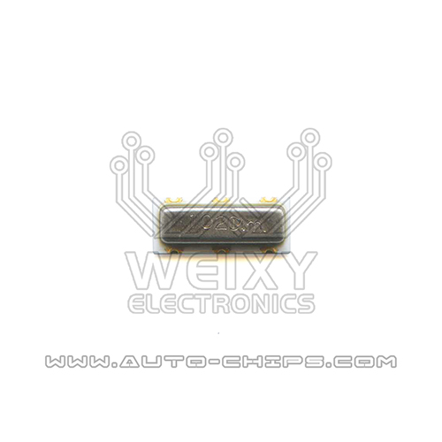 102 MHz crystal oscillator for Automotives
