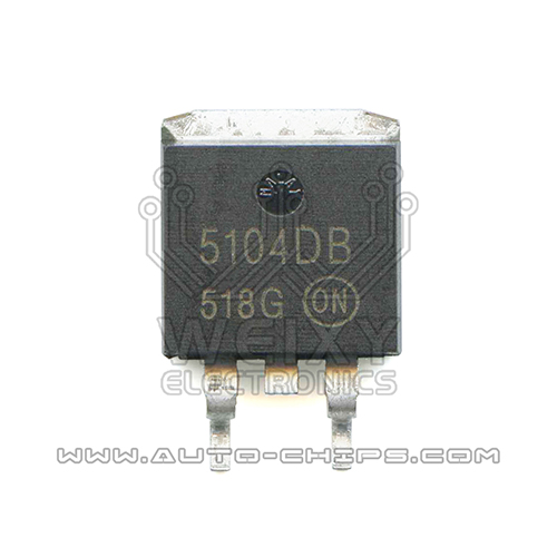 5104DB ignition driver use for automotives ECU