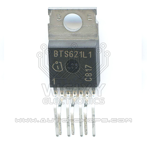 BTS621L1 chip use for automotives