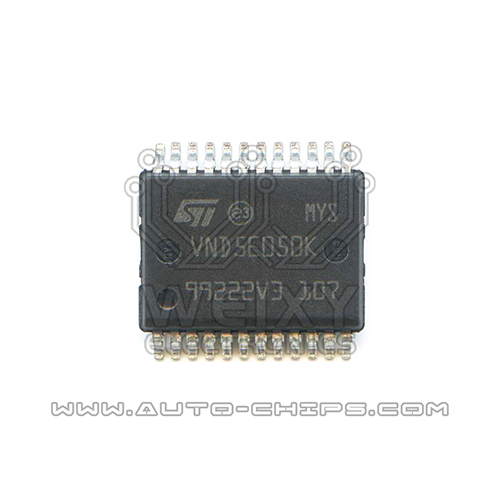 VND5E050K chip use for automotives