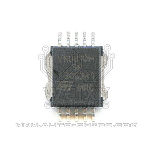 VND810MSP chip use for automotives