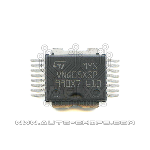 VNQ05XSP chip use for automotives