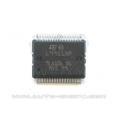 L9951XP chip use for automotives BCM