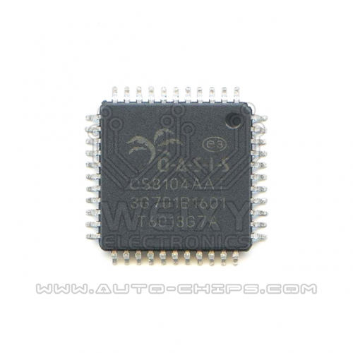 OS8104AAT chip use for automotives radio