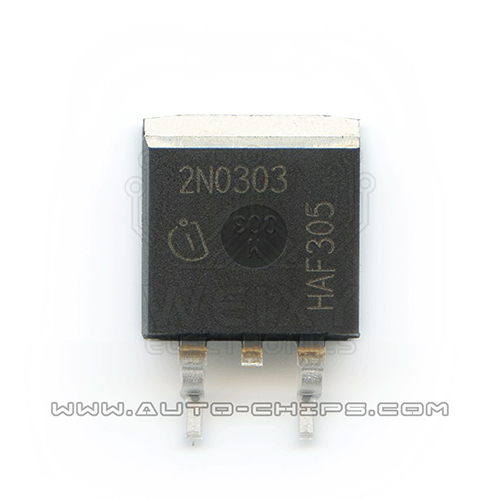 2N0303 chip use for Automotives ABS ESP