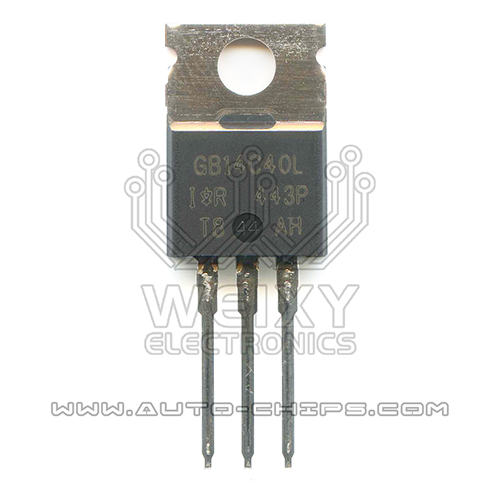GB14C40L ignition driver chip use for Automotives ECU
