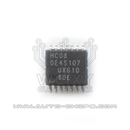 HC08 ignition driver chip use for Automotives ECU