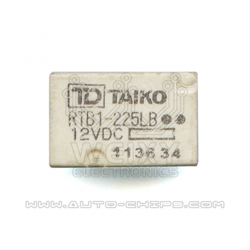RTB1-225LB 12VDC Relay use for Automotives BCM