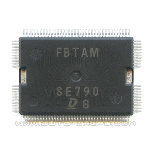 SE790 chip use for Toyota ECU
