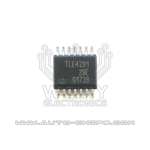 TLE4291 chip use for Automotives