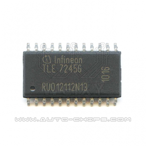TLE7245G chip use for Automotives