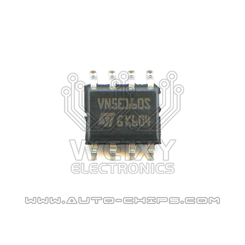 VN5E160S chip use for Automotives