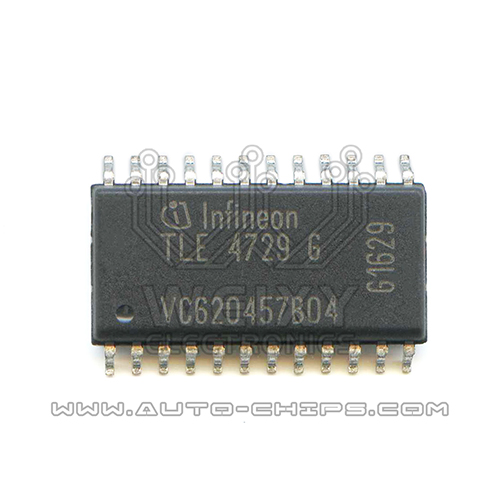TLE4729G chip use for Automotives