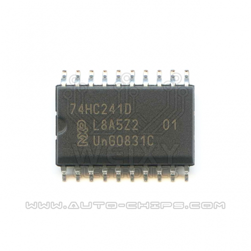 74HC241D chip use for automotives