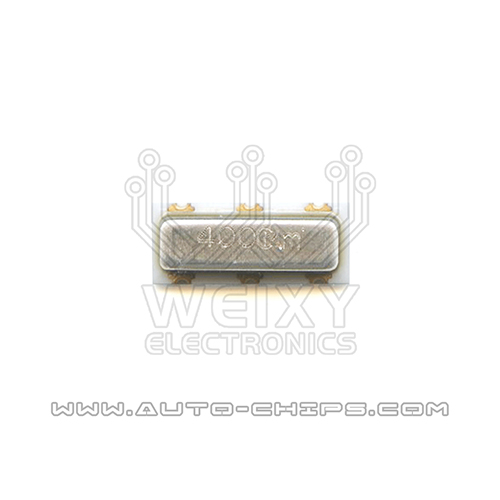 4000 MHz crystal oscillator for Toyota smart key