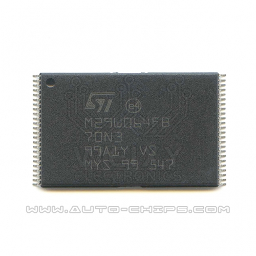 M29W064FB-70N3 flash chip use for automotives