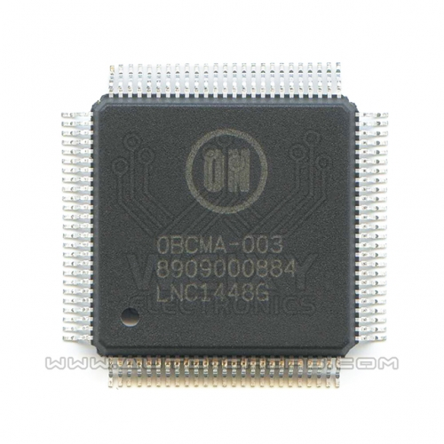 0BCMA-003 8909000884 chip use for automotives body control unit  BCM