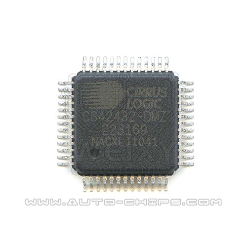 CS42432-DMZ chip use for automotives radio