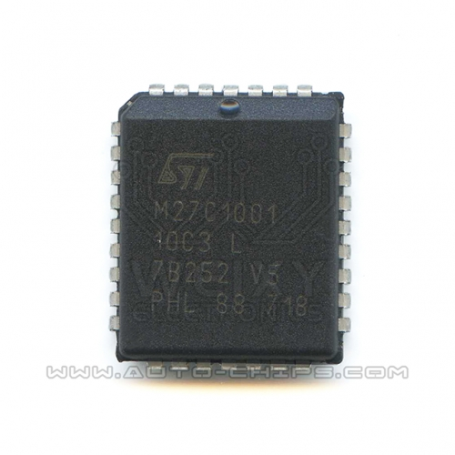 M27C1001-10C3 flash chip use for automotives