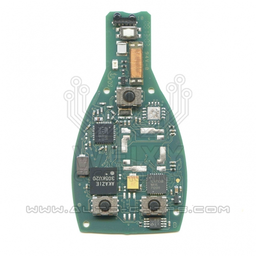 Mercedes-Benz full smart key PCB for repair keys
