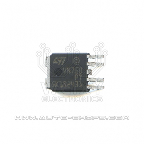 VN750PT chip use for automotives BCM