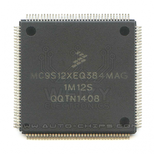 MC9S12XEQ384MAG 1M12S MCU chip use for automotives