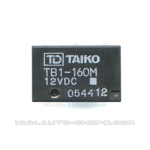 TB1-160M 12VDC Relay use for automotives BCM