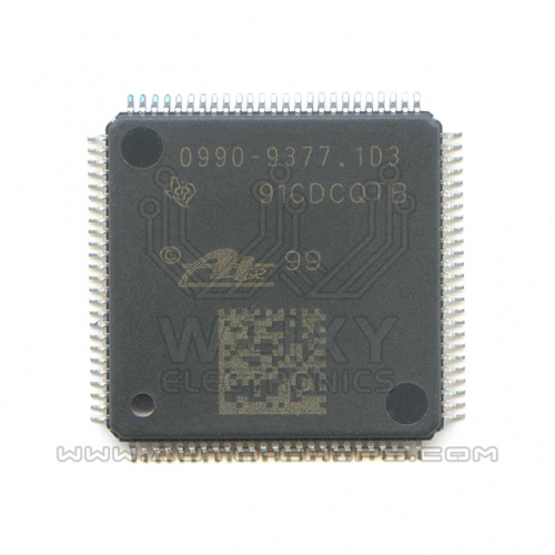 0990-9377.1D3 chip use for automotives ESP ABS
