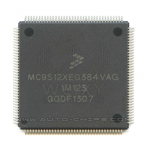 MC9S12XEQ384VAG 1M12S MCU chip use for automotives