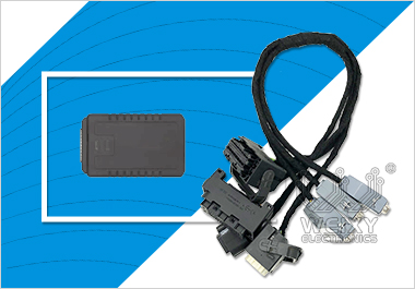 BMW N13,N20,N55,B38 DME test platform cable for autohex II