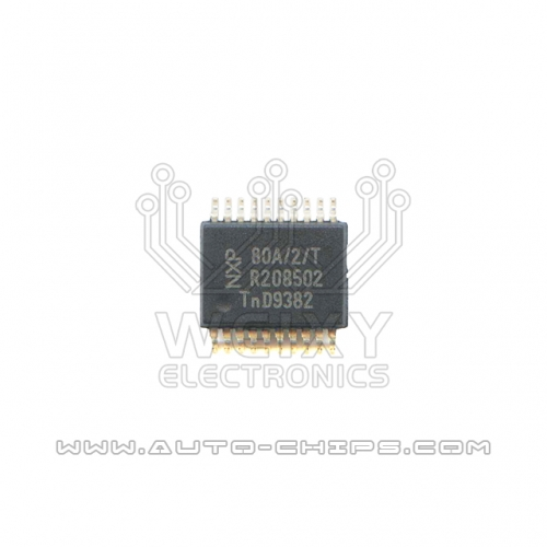 80A/2/T  CAN communication chips for BMW N52 MSV90