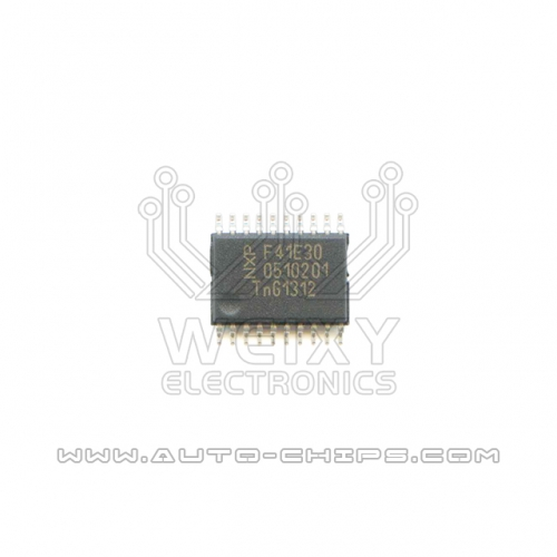 PCF7941ATS commonly used vulnerable chip For Car key