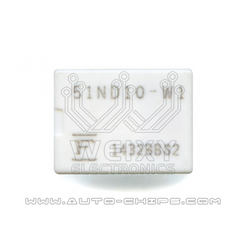 51ND10-W1 relay use for Peugeot PSA BSI