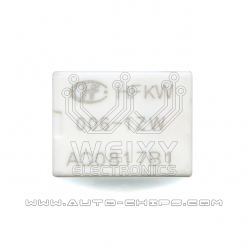 HFKW 006-1ZW relay use for automotives