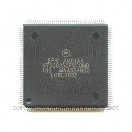 N7500350FSCGMD MCU chip use for automotives
