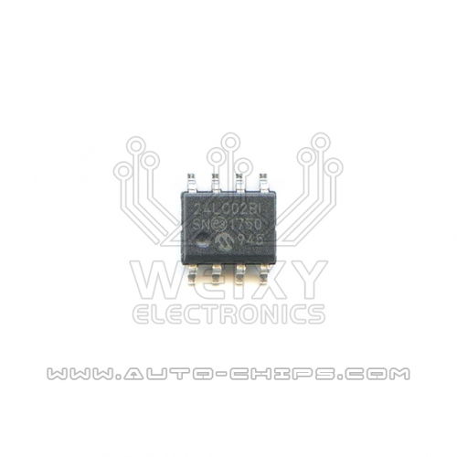 24LC02 SOIC8 eeprom chip use for Automotives