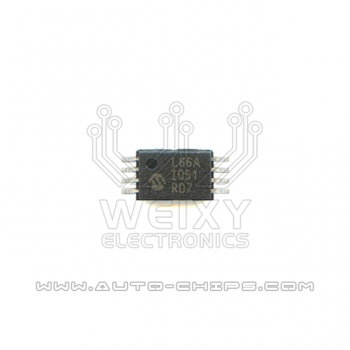 93C66 L66A TSSOP8 eeprom chip use for automotives