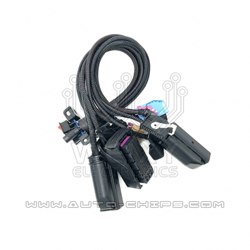 Test platform cable for Audi A8 KESSY ELV