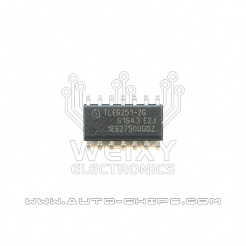 TLE6251-2G chip use for automotives BCM