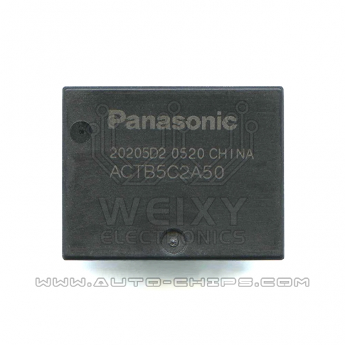 ACTB5C2A50 relay use for automotives BCM