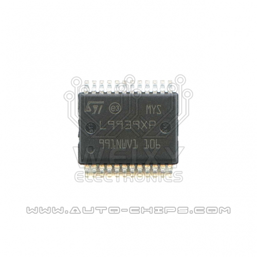 L9939XP chip use for automotives BCM